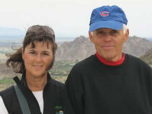 Myrl and Phyllis Nofziger